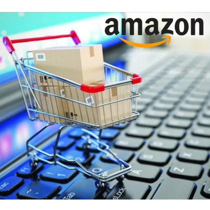 AMAZON profila reģistrācija un pamata apmācība darbam ar platformu