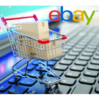 EBAY profila reģistrācija un pamata apmācība darbam ar platformu